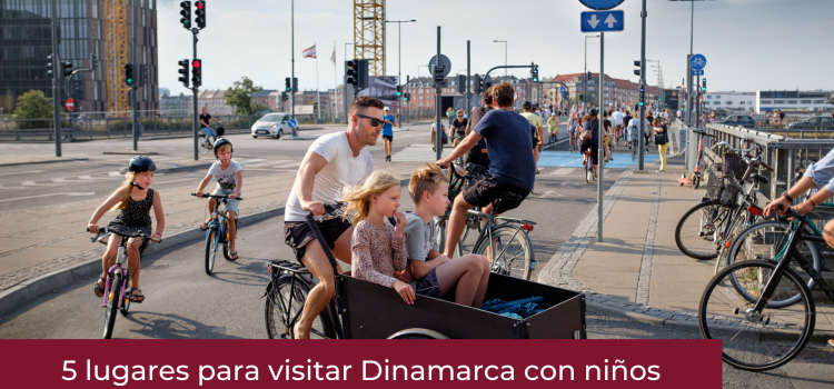 Dinamarca con niños